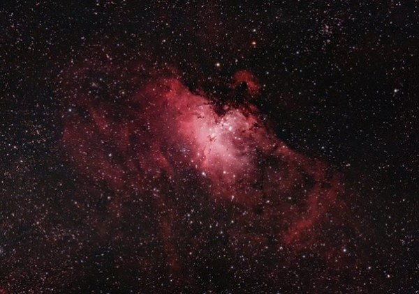 Can I see Eagle Nebula with amateur equipment Quora