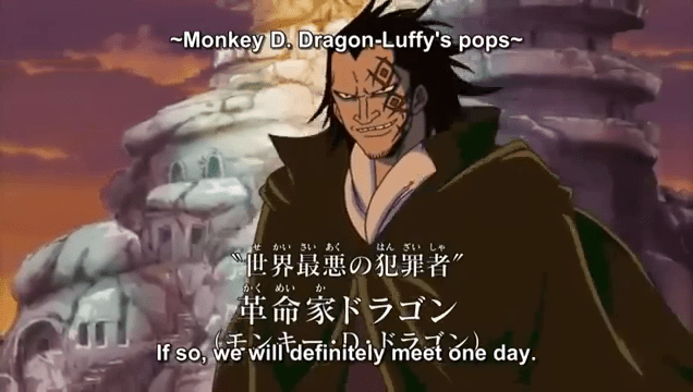 Jinbe, revolutionary army in this anime, the one piece highest bounty is what decides who is the greatest pirate. Who Is The Father Of Monkey D Luffy Quora