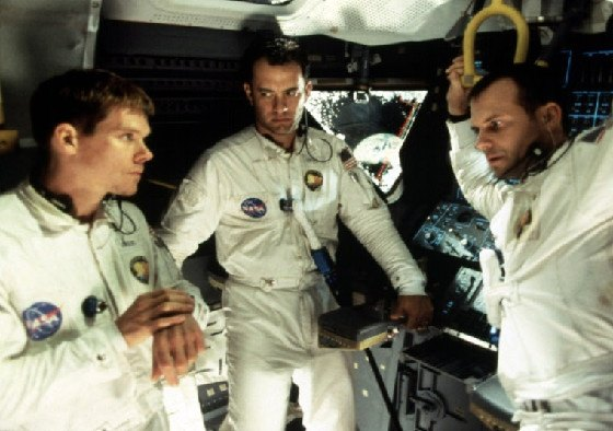 Why didn't the Apollo 13 astronauts get into their moon ...
