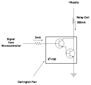 What is Darlington pair and its transistor diagram?  Quora