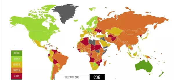 What is the most capitalist country in the world? - Quora