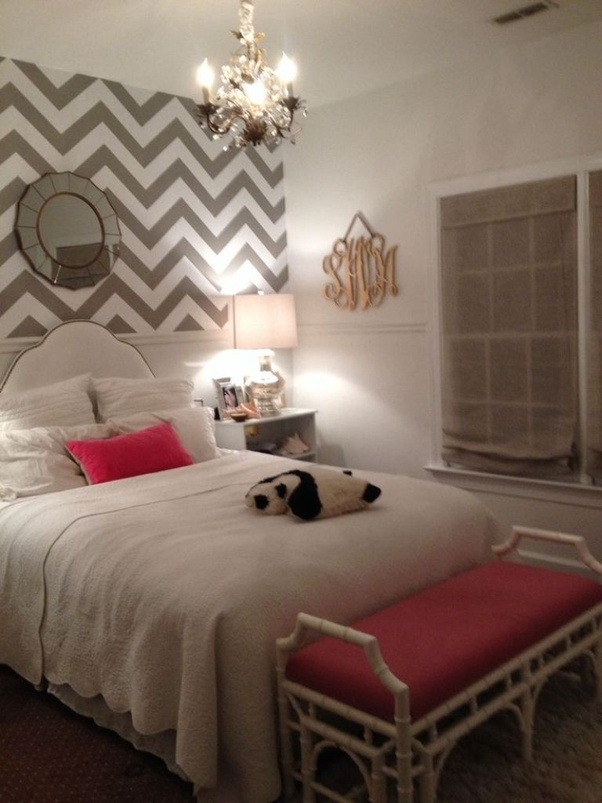 What kind of wallpaper designs would best suit a small ... on Good Bedroom Ideas For Small Rooms  id=34019