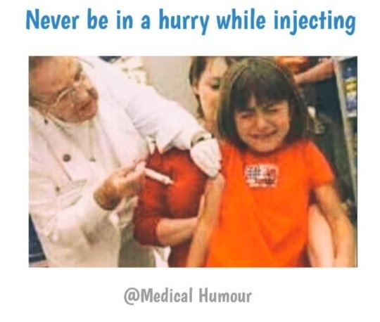 Which are some of the funniest medical (MBBS) memes/jokes ...