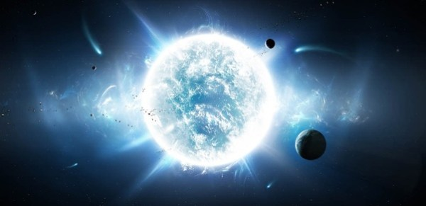 What is the biggest identifiable star in the universe? - Quora