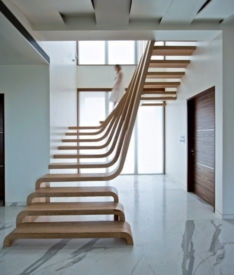 Is It Possible To Keep A Ground Floor Staircase In L Shaped And   U Shaped Staircase Design   Round Shape   Traditional   House   Tiny   L Shaped
