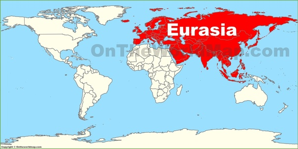 Which Continent Does Russia Belong To?