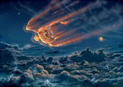 Jupiter is a gas giant. Could you fly a rocket through ...