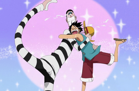 Zoro and ussop have everything to that makes them luffy's best friend but they are luffy's crew members and luffy feels about them all equally. Is Bon Clay, Luffy's best friend? - Quora