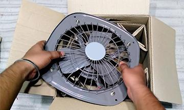 how do bathroom exhaust fans work quora