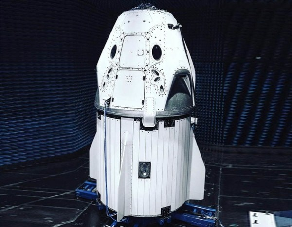 Space Exploration SpaceX has announced that its Crew