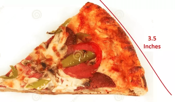 How Many Slices Are Normally In An 18 Inch Pizza Quora