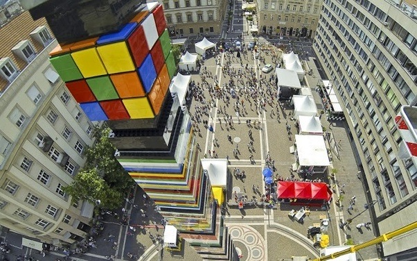 What Is the largest Lego structure ever created    Quora World record set for tallest Lego tower in Budapest