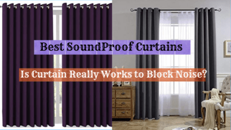 do soundproof curtains work quora