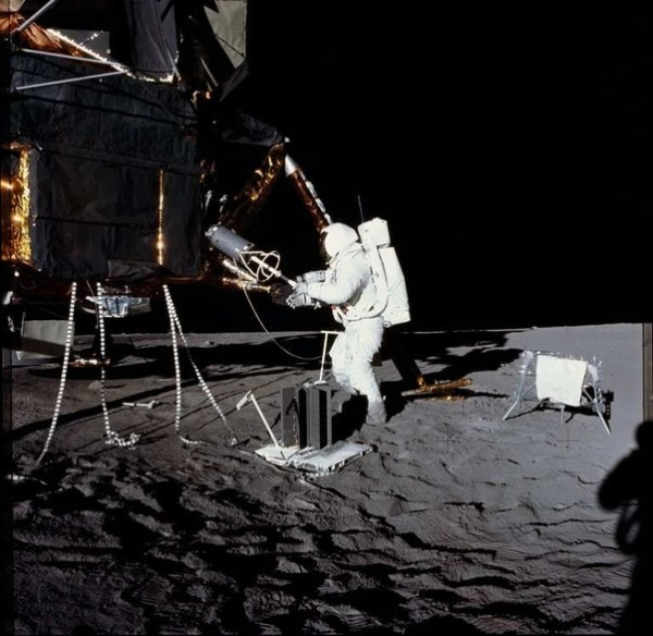 Were any pieces of the Apollo 13 lunar module recovered ...