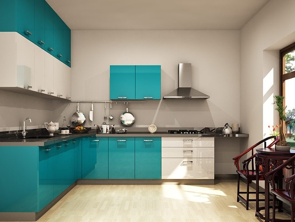 Who Are The Best L Shaped Modular Kitchen?