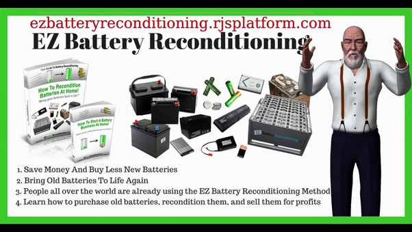 Battery Reconditioning - A How To Guide 2