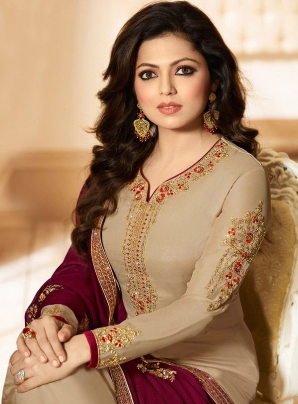 Who is the most beautiful Hindi TV serial actress? - Quora