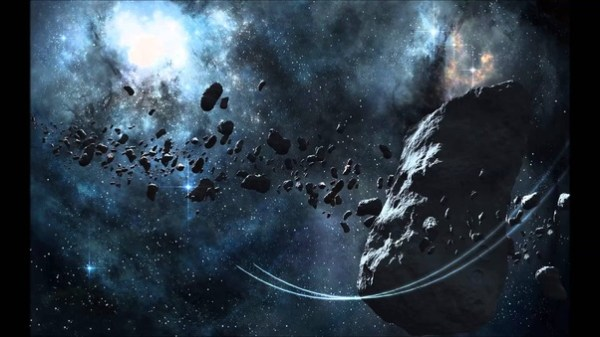 What does the asteroid belt look like? - Quora