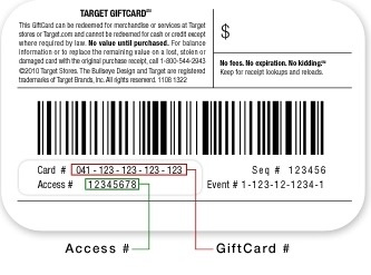 But before you run out to the mall and start filling your shopping basket with goodies galore, it's a. How To Combine The Balances Of Target Gift Cards Quora