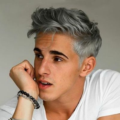 Which Hair Color Is For Men Quora