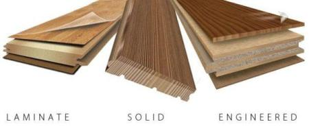 Which type of wood floor is ideal  engineered or solid    Quora
