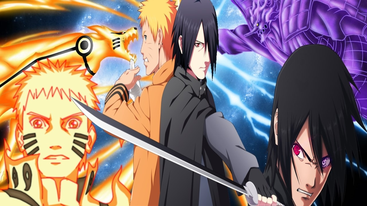 Goku vs luffy vs naruto! Who Would Win In A Fight Luffy And Zoro Or Naruto And Sasuke Quora