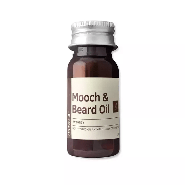Is There Any Oil For Growing Beard And Moustache Without