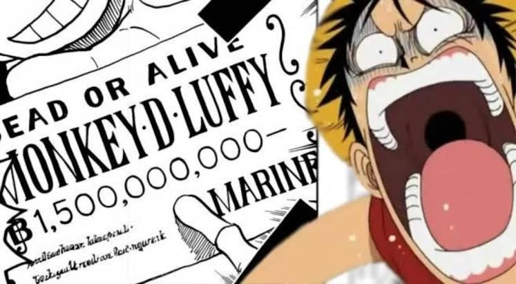 One piece episode 879 later revealed that luffy's real bounty didn't really. What Do You Think About The Yonko Bounty How Can Shanks Have The Lowest Bounty Of Them All Except Blackbeard Quora