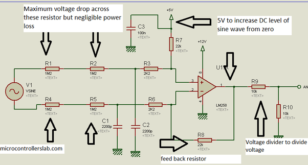 How To Measure AC Current Using Microcontroller.