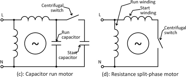What Is The Wiring Of A Single-phase Motor?