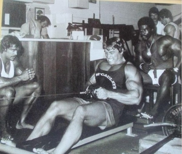 Did Arnold Schwarzenegger do cardio exercise? - Quora