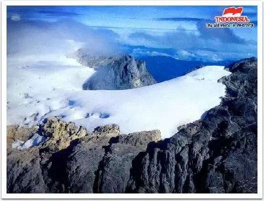 Where Can You Find Snow In Indonesia Quora