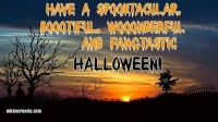 happy halloween funny text message