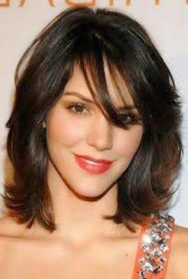 What are the different types of hair cuts for girls for medium     Bob With Side Bang  Side bangs with bob hairstyle will make you look give  you classy and edgy hairstyle