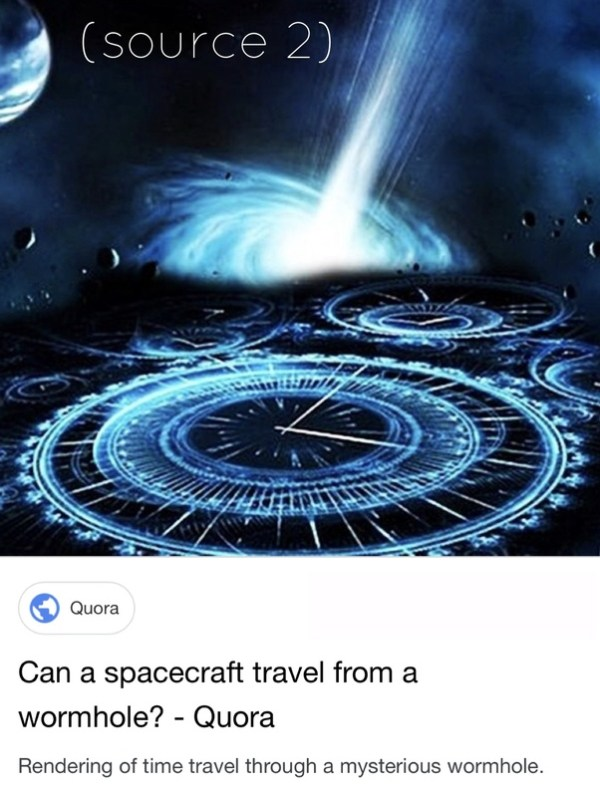 Whats the most fascinating scientific theory which