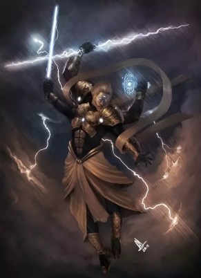 Is Thor the only god of lightning and storm, or is there another god who  can control weather, storm and lightning? - Quora