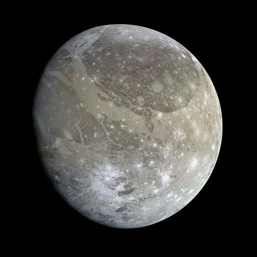 Are any moons bigger than our moon? - Quora