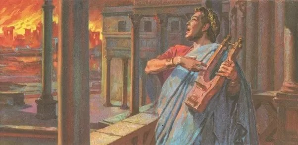 What is Emperor Nero mostly remembered for? - Quora