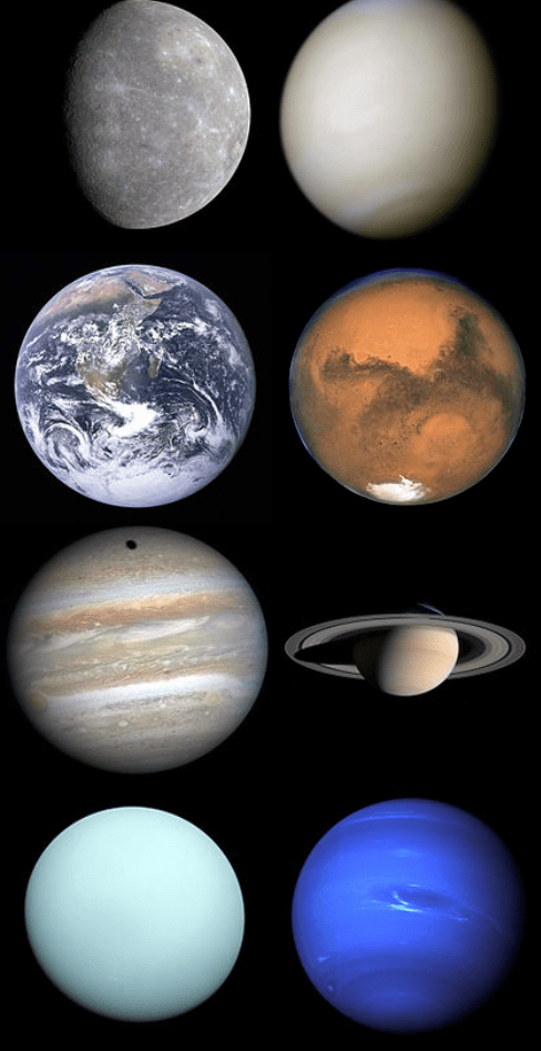 In our solar system, why are the gas giant planets ...