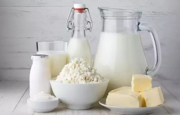 Have Three Servings Of Dairy Foods Every Day