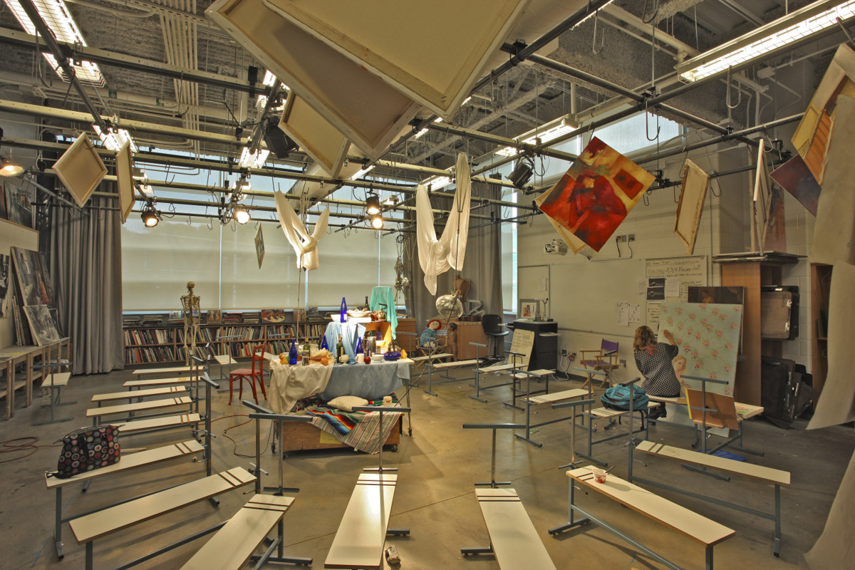 George Washington Carver Center For Arts Technology