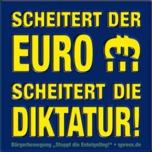 Verreckt der Euro in Kürze am Corona-Virus?