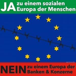 Merkels Todesregime in EU-Ratspräsidentschaft