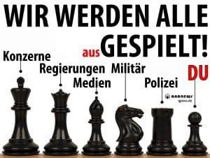 Merkel-Junta fährt das Land brutal an die Wand