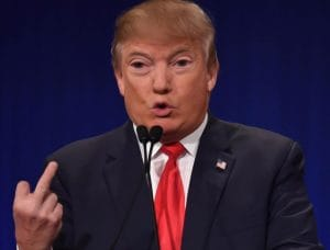 Gefährdet Trump vorsätzlich die Sicherheit des IS