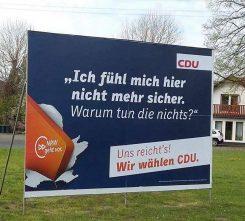 Krasse These oder Schlüssel zum Verständnis? Der Grund für den medialen Angriff auf die CDU
