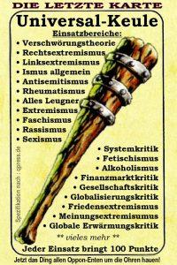 Nazi-Zuchtprogramm der Altparteien voller Erfolg