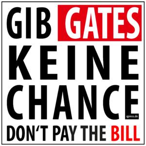 """Bill Gates will das """"Gottes-Gen"""" wegimpfen"""