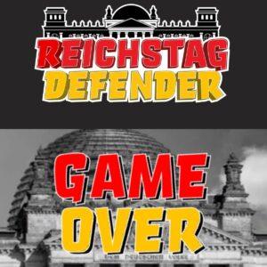 Jetzt LGBTs von der Reichstagstreppe prügeln