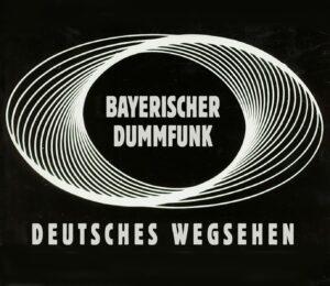 Bayrischer Rundfunk als nobler Bürgerbekämpfer